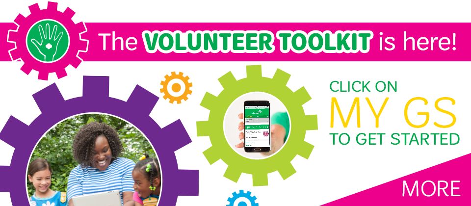 The Volunteer Toolkit is here!